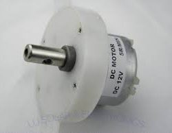 DC Small Geared Motor